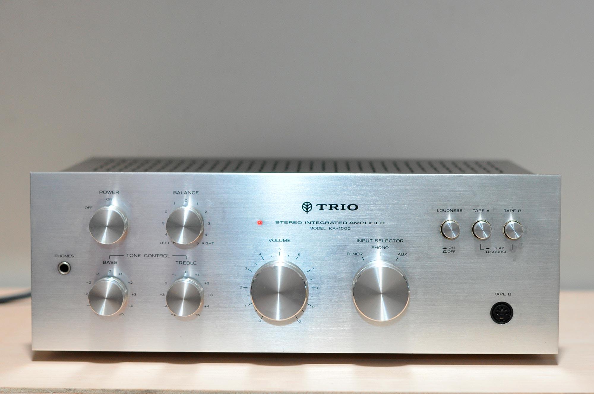 Trio Kenwood KA-1500